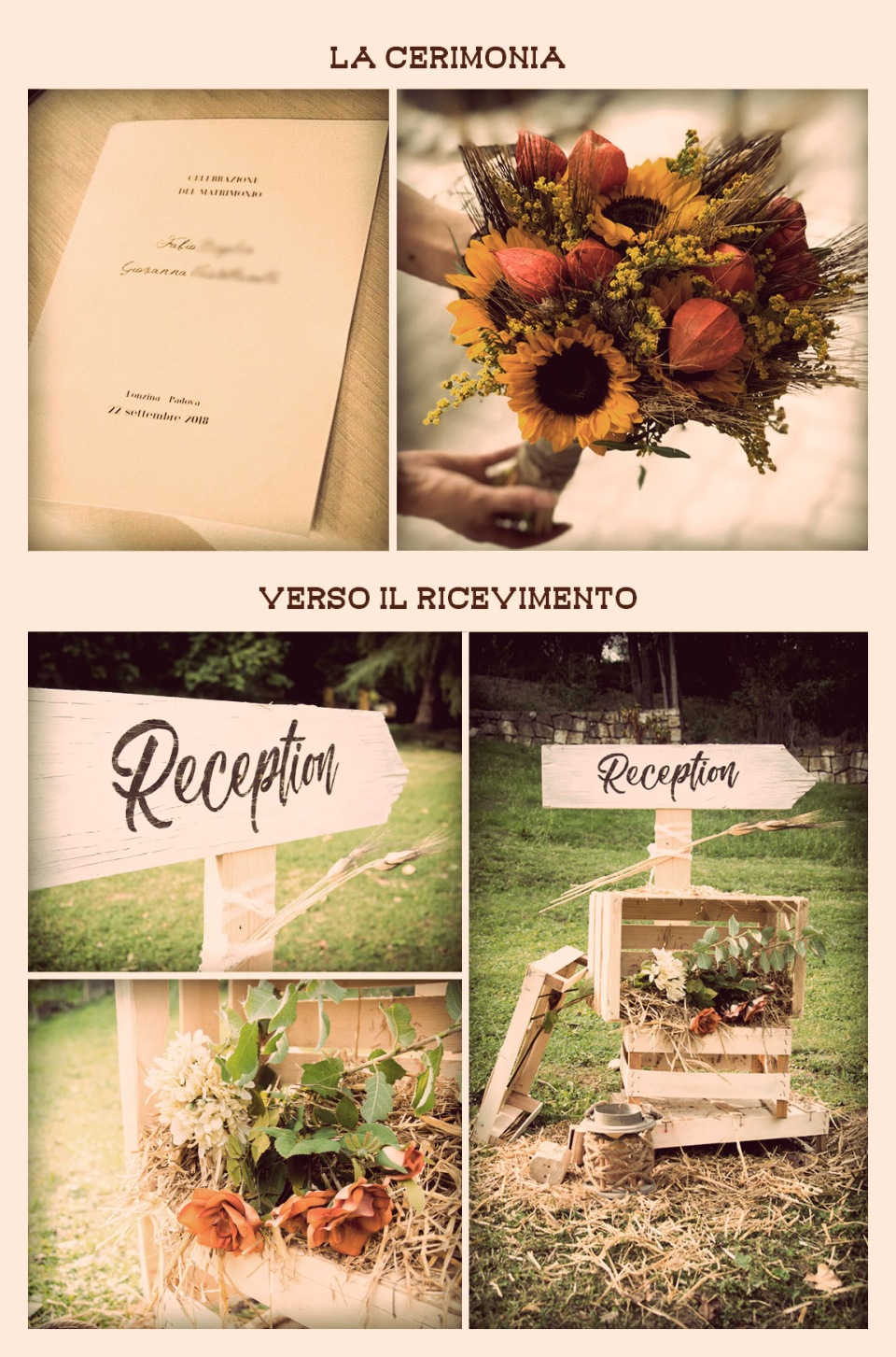 matrimonio country western