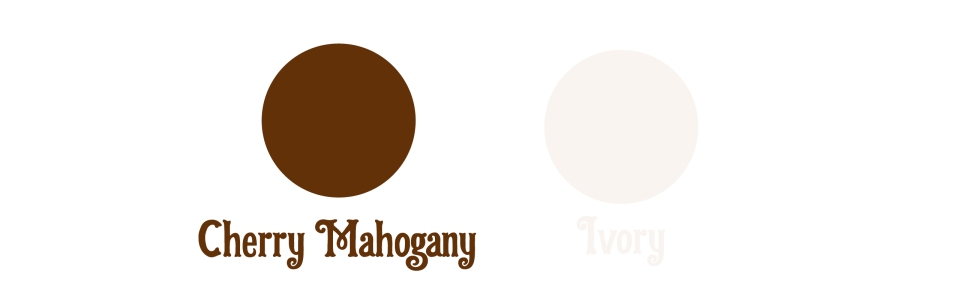 Palette colori matrimonio western country
